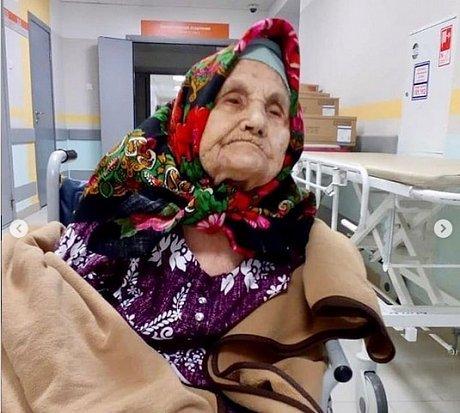 В Челнах от коронавируса вылечили 102-летнюю пациентку