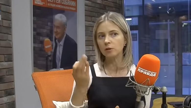 Наталья Поклонская - о больницах Крыма: Даже в 40-х годах такого безобразия не было
