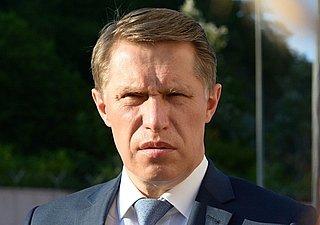 Мурашко рассказал о введении центров телемедицины в регионах