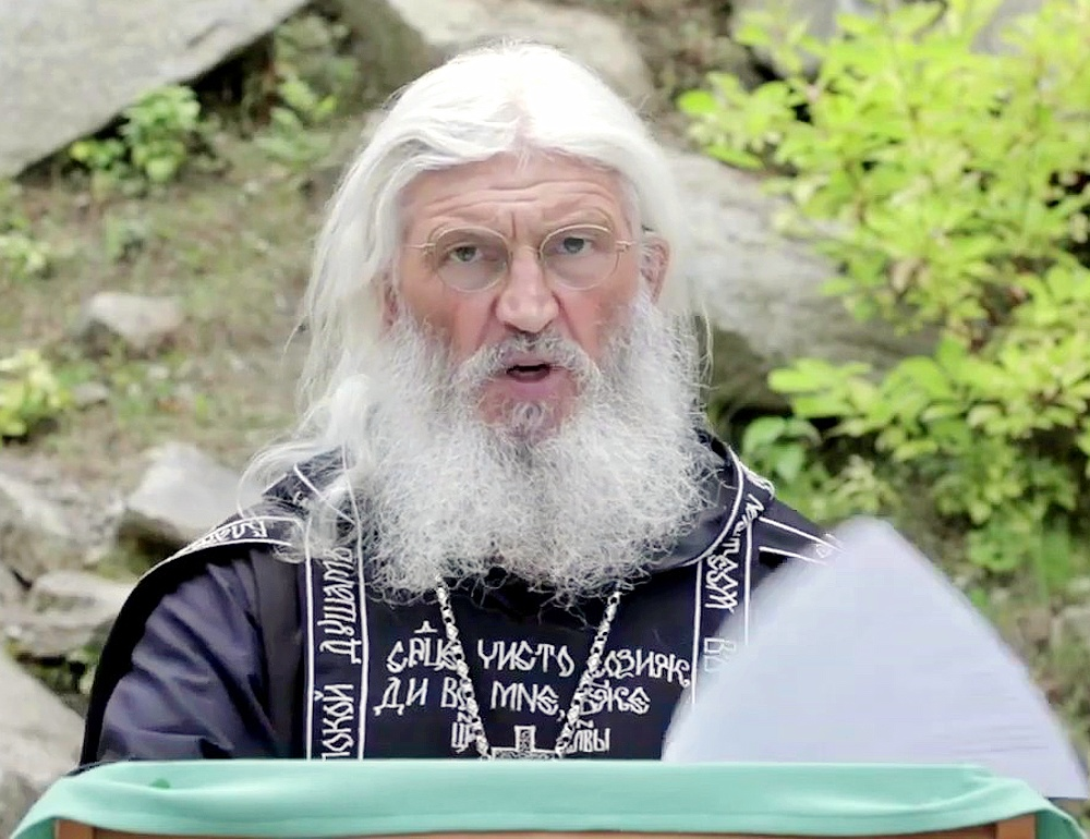 Задержанного экс-схимонаха Сергия привезли в Москву