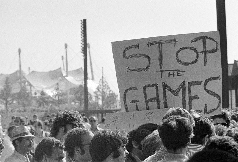 Игры кончились: Начало борьбы с террором