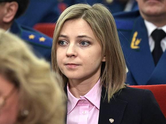 Поклонская назвала ситуацию с COVID в Крыму плачевной