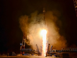 Межпланетный корабль Starship взорвался во время испытаний