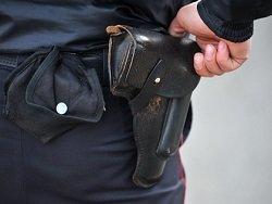 В Москве полицейский выстрелил в школьницу