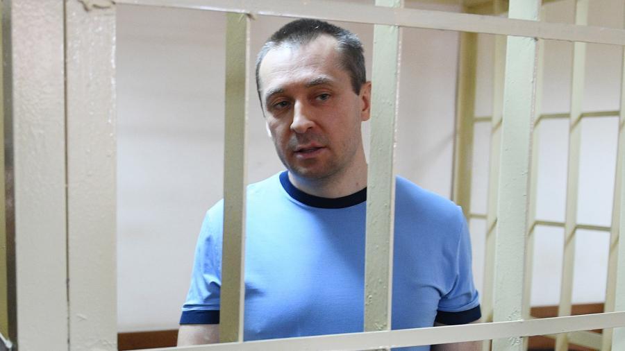 Дмитрия Захарченко вернули в суд. Бывшему полицейскому предстоит второй процесс