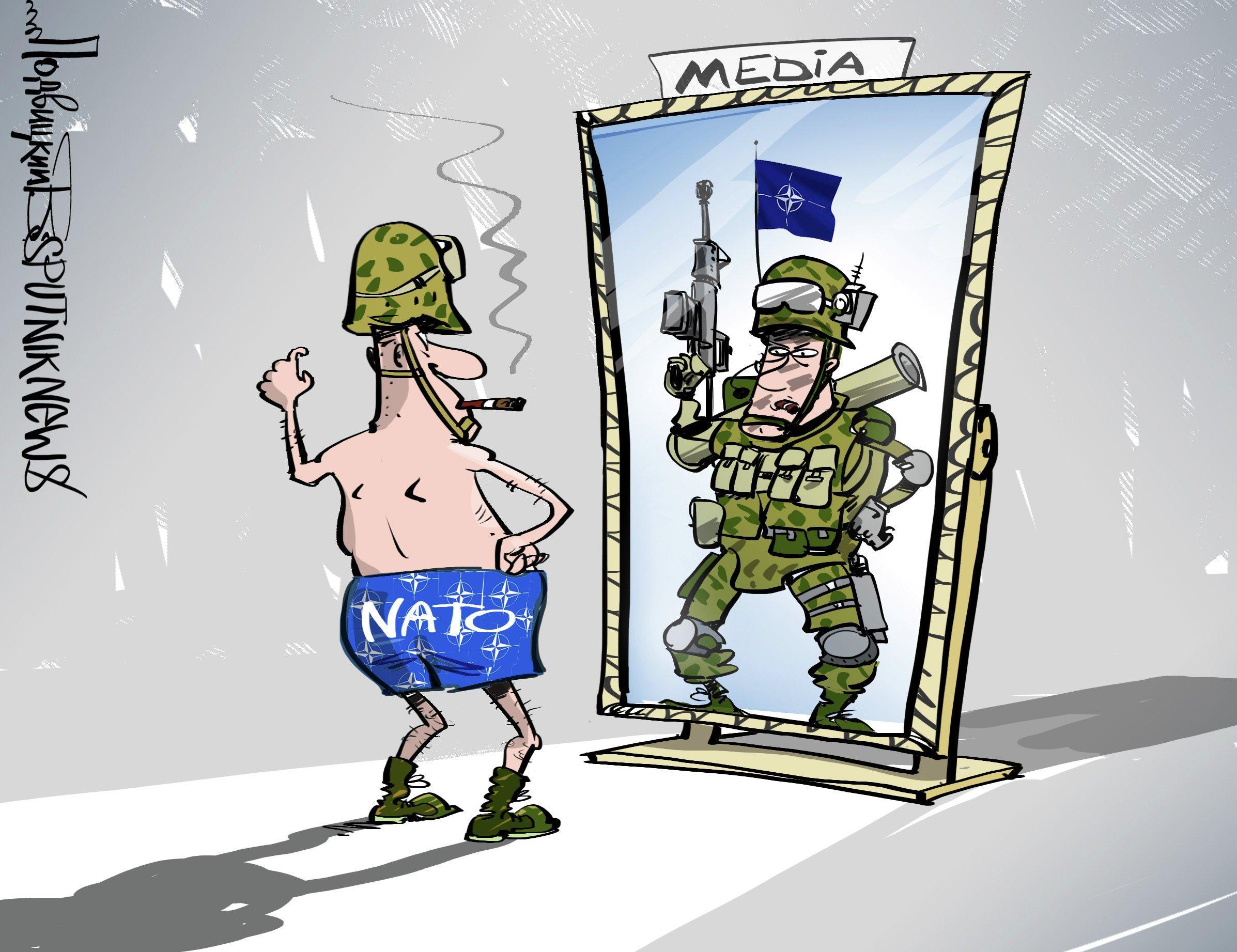 """""""Теперь не как у москалей"""": украинская армия пошла ва-банк"""