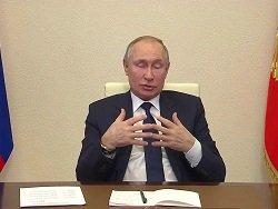 Путин: Пещерный национализм только вредит России