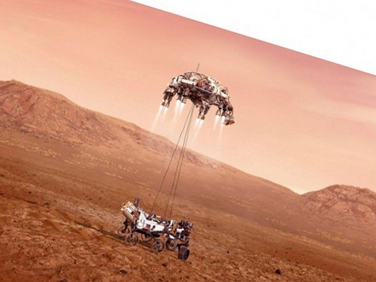 Миссия НАСА Марс 2020 - Россия проиграла битву в космосе