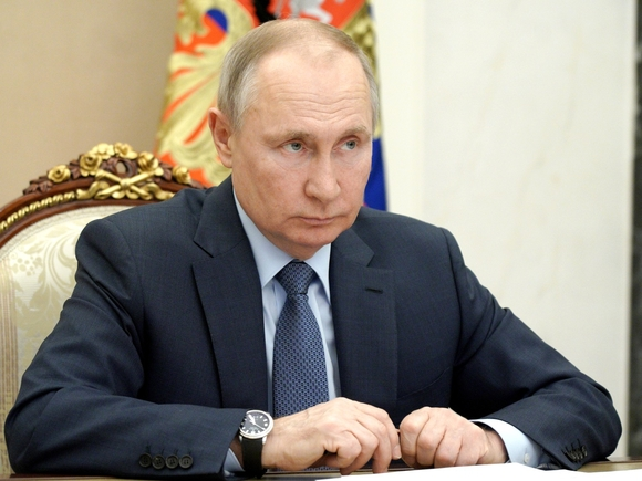 Путин в ситуации цугцванга