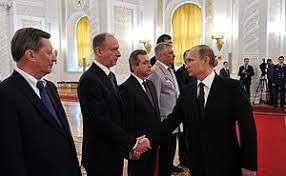 Никакого Путина больше в Кремле нет. Только коллективный Патрушев