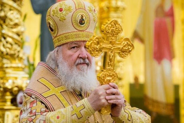 Плохие новости для патриарха Кирилла