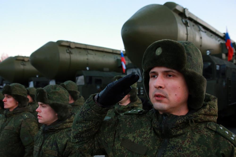Ядерные силы России лишат украинского интеллекта