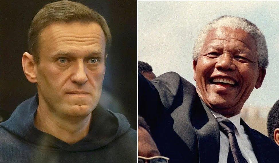 Навальному не стать русским Манделой