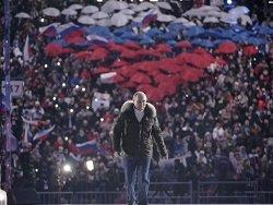 """Почему Яшин требует завести уголовное дело после выступления Путина в """"Лужниках"""""""