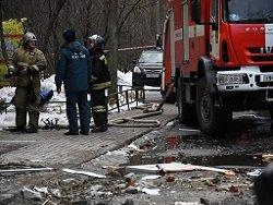 В Балашихе газ взорвался почти одновременно в пяти домах