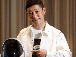 Кому бесплатный билет на Луну? Японский миллиардер Маэдзава ищет восемь добровольцев