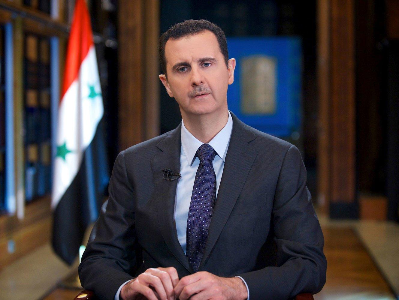 После десяти лет войны Башар Асад все еще правит разрушенной Сирией