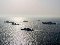 США, Франция, Бельгия и Япония проведут учения у берегов Ирана