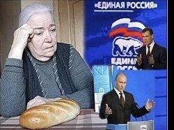Реальные доходы россиян упали