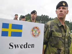 """В Швеции испугались """"войны с Россией"""" и обратились к США"""