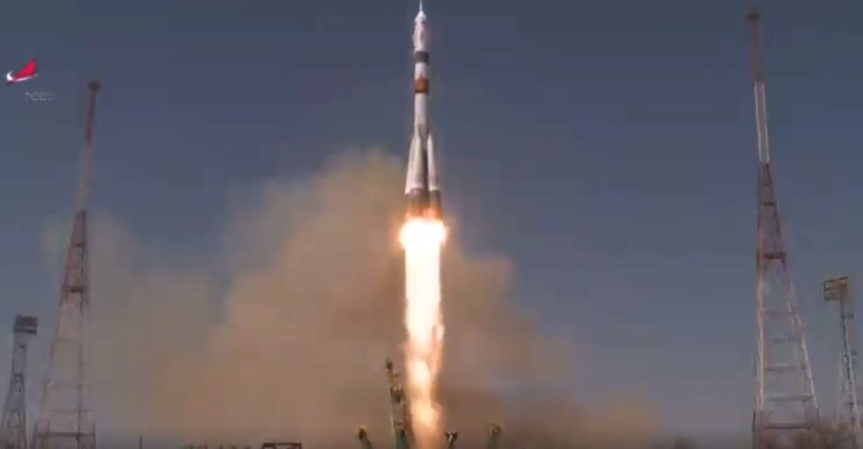 С Байконура стартовал к МКС космический корабль Юрий Гагарин