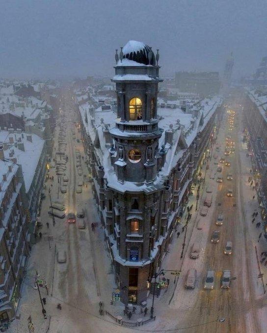 Две трети городов России признаны неблагоприятными для жизни