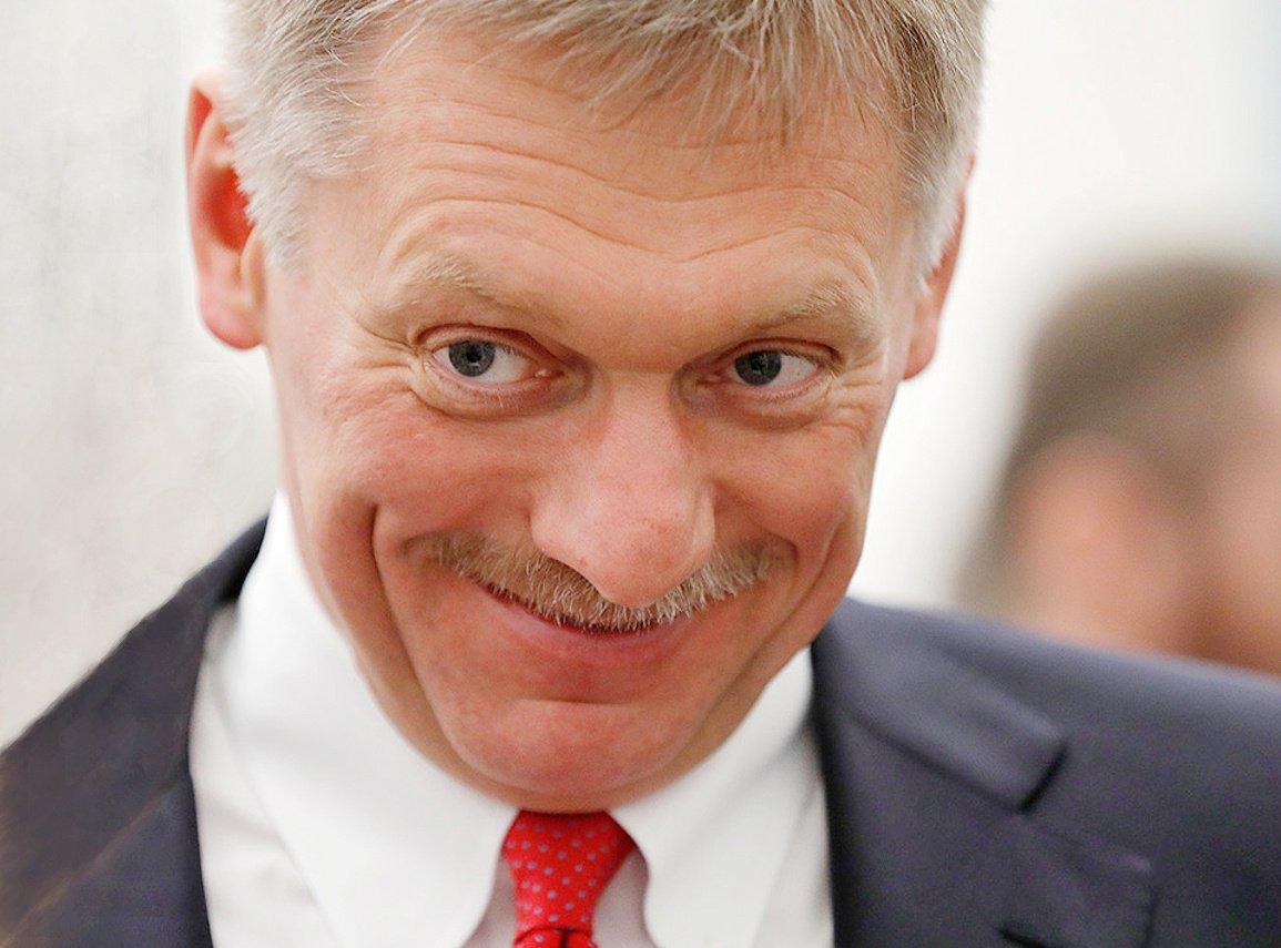 Песков не знает, готов ли Путин куда-то ехать для встречи с Зеленским