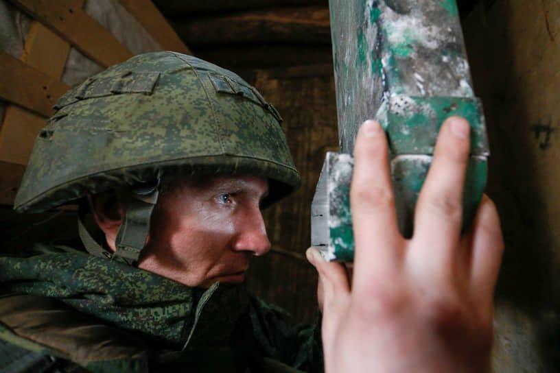 Россия в предчувствии войны с Украиной