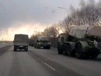 CIT рассказала о полевом лагере российских военных у границы с Украиной