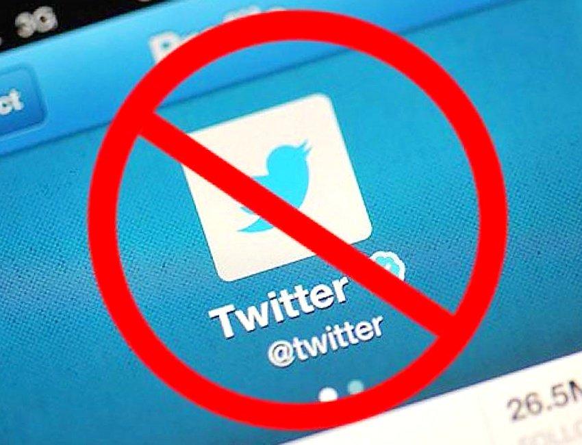 Роскомнадзор: Twitter до 15 мая должен удалить запрещенную информацию