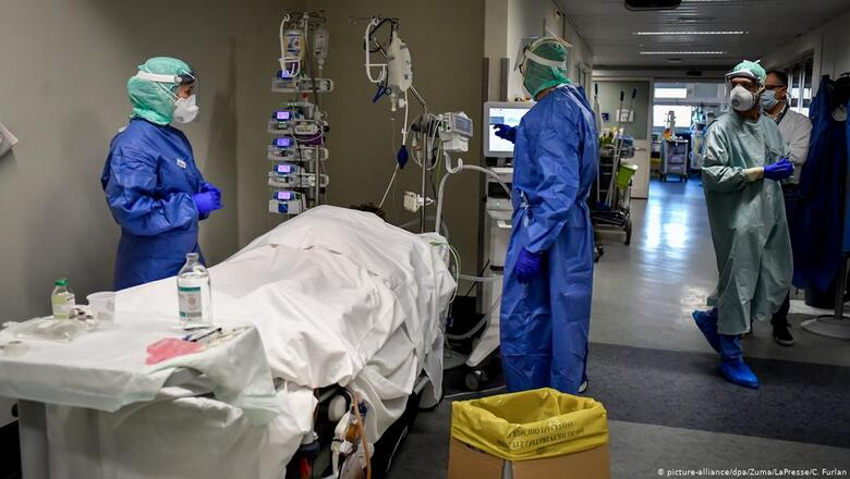 Свыше 75% COVID-пациентов на ИВЛ в России умерли