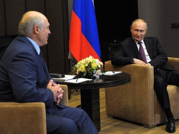 Лукашенко приехал, отметился — и только-то?
