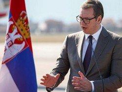 Сербский лидер выразил благодарность России за поддержку во время пандемии
