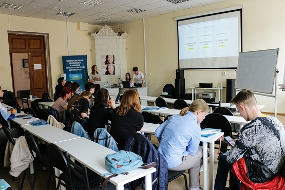 Молодые томские журналисты присоединились к Российско-Казахстанскому медиамарафону