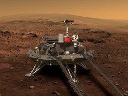 Китай впервые посадил зонд на Марсе, и теперь американский ровер там не одинок