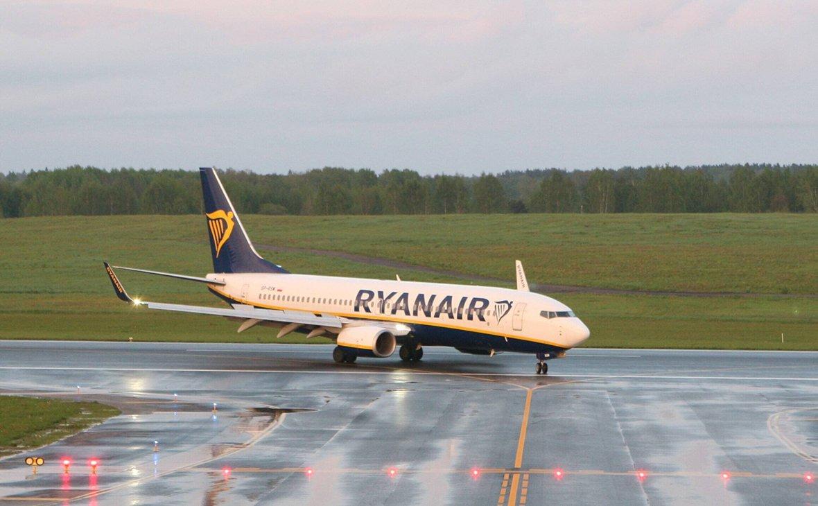 Минск заявил об угрозе ХАМАС взорвать рейс Ryanair над Вильнюсом