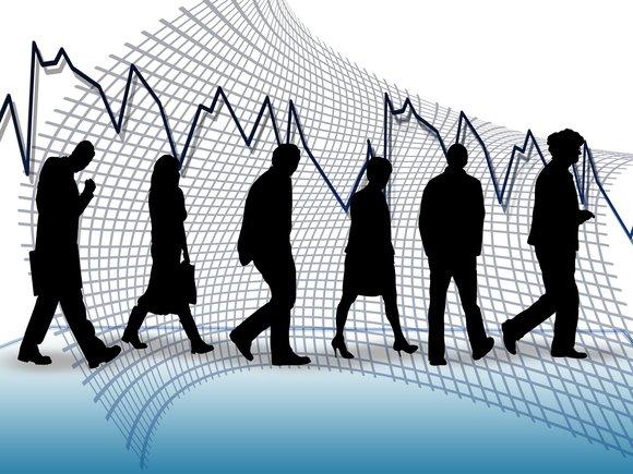 В России почти в 10 регионах безработица превысила 10%