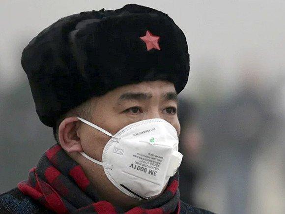 Китай застигнут врасплох