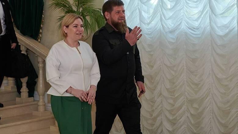 Ольга Любимова и Рамзан Кадыров cнимут фильм о культурном наследии Чечни
