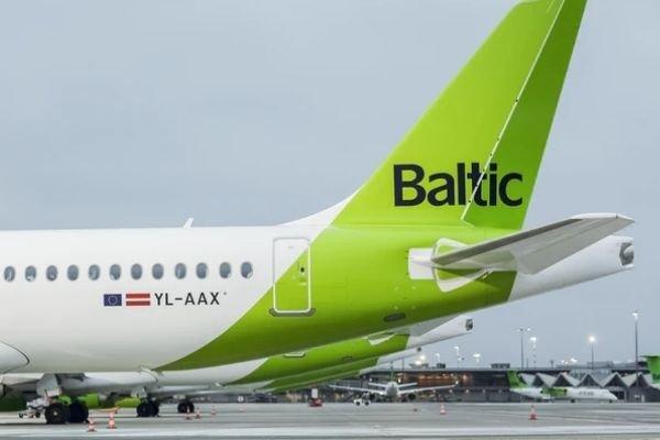 Первый пошел: AirBaltic не летать над Беларусью