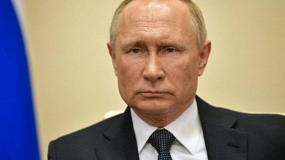 Путин ушел от ответа журналисту