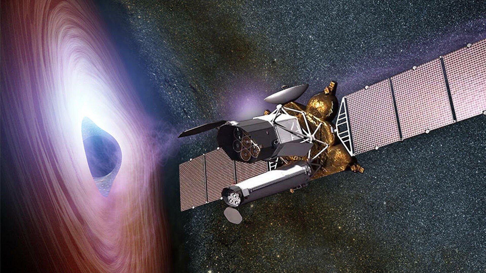 Космическая обсерватория Спектр-РГ завершила третий обзор всего неба