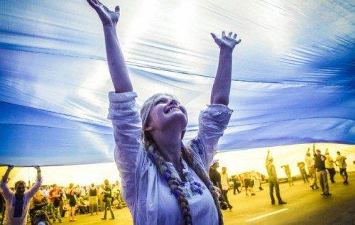 Для новых поколений украинская независимость является естественным явлением