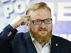 Милонов предложил признать коллекторов животными