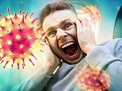 Ситуация с коронавирусом в России усугубляется