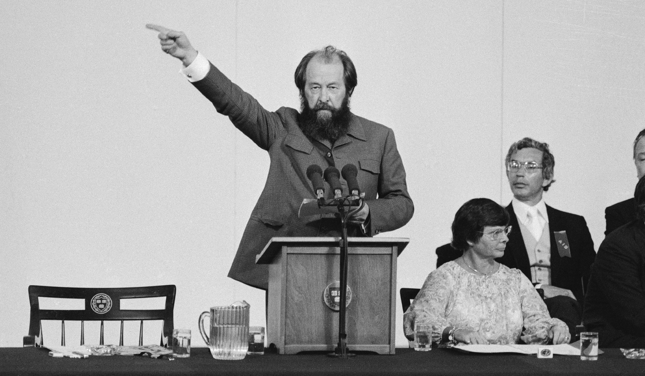 Французы вспомнили слова Солженицына и ужаснулись