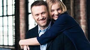 Дарья Навальная получила Премию мужества, присужденную ее отцу Алексею Навальному