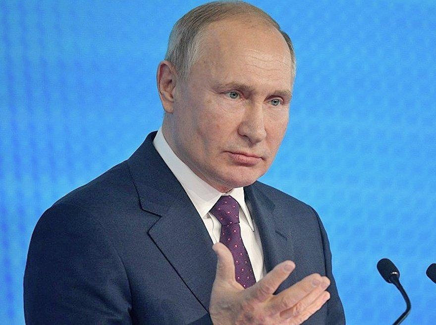 Кремль уже ведет подготовку к прямой линии с Путиным