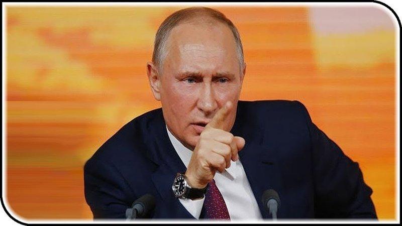 Путин поставил США ультиматум по Украине