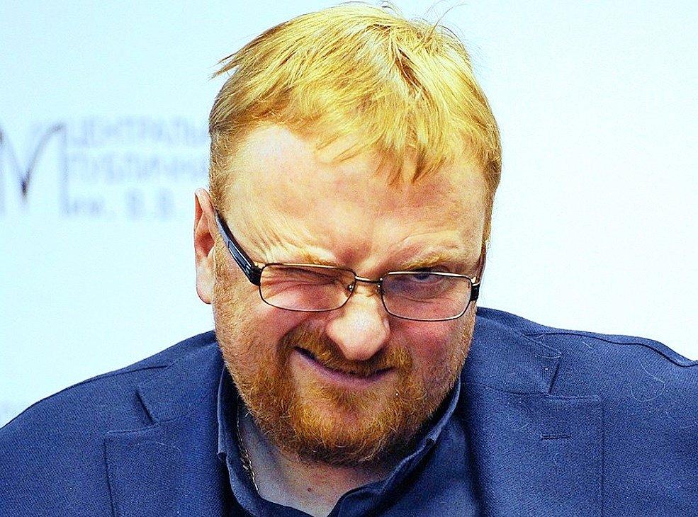 Милонов назвал коллекторов «новой разновидностью секс-меньшинств»